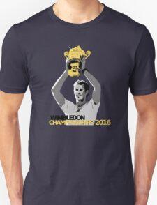 Andy Murray Wimbledon Champions 2016 Unisex T-Shirt