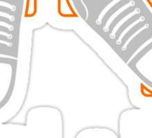 Heel & Toe (4) Sticker