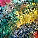 Mixed media 13 by rafi talby by RAFI TALBY