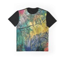 Mixed media 13 by rafi talby Graphic T-Shirt