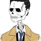 Castiel's Bones  by TheIndoorCat