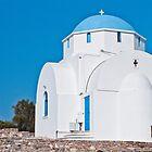 ISLAND CHURCH by vaggypar