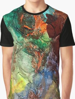 Mixed media 14 by rafi talby Graphic T-Shirt