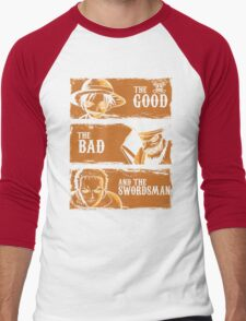 The Good The Bad and the swordsman  T-Shirt