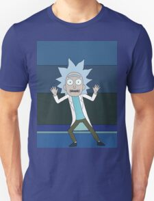 Tiny Rick - Rick and Morty Unisex T-Shirt