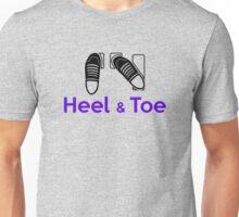 Heel & Toe (6) Unisex T-Shirt