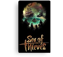 Sea of Thieves Canvas Print