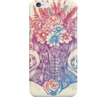 Corset Garden iPhone Case/Skin