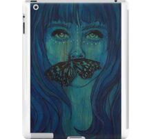 Beautiful Silence iPad Case/Skin