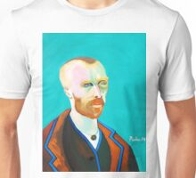 Vincent Van Gogh, self portrait Unisex T-Shirt