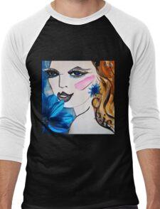Girl Chic Men's Baseball ¾ T-Shirt
