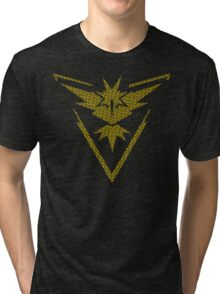 Team Instinct Word Pattern Tri-blend T-Shirt
