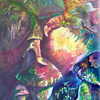 """Alpha Omega 14, """"Down to Earth"""" by CrismanArt"""