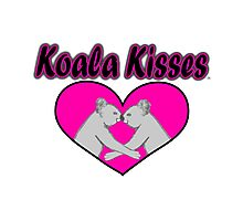Koala Kisses  Photographic Print