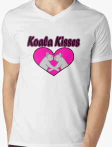 Koala Kisses  Mens V-Neck T-Shirt