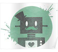 Sir Robot  Poster