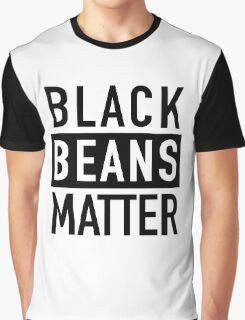 Black Beans Matter Graphic T-Shirt