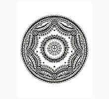 Sphere Design - Zentangle Unisex T-Shirt