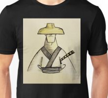 Samurai Jack Watercolor Unisex T-Shirt