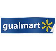 gualmart funny latino pronunciation Poster