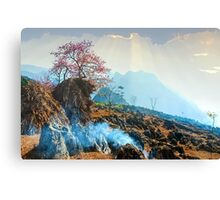 Ha Giang-Vietnam Canvas Print