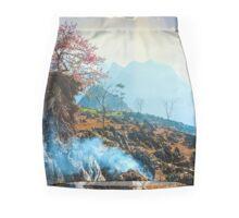 Ha Giang-Vietnam Mini Skirt