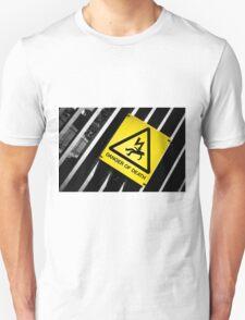 Danger of Death #2   New Slant, Old Message Unisex T-Shirt