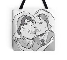 Love is an organ donor Tote Bag