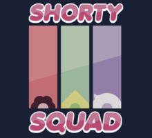 Steven Universe Shorty Squad Shirt Kids Tee