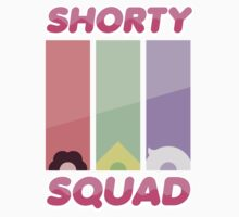 Steven Universe Shorty Squad Shirt Kids Tee