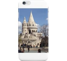 Sandcastle Building in Budapest Hungary iPhone Case/Skin