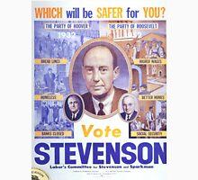 Vintage poster - Adlai Stevenson Unisex T-Shirt