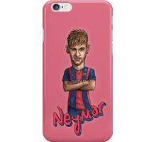Neymar-Barcelona iPhone Case/Skin