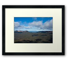 Echo Point Blue Mountains Framed Print