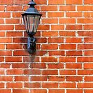Brick Wall Light by Henrik Lehnerer