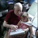 Drawing With Gracie by Seth  Weaver