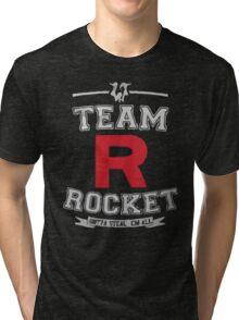 Team Rocket - Limited Edition Tri-blend T-Shirt