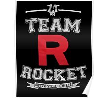 Team Rocket - Limited Edition Poster