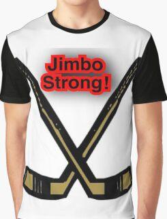 Jimbo Strong Graphic T-Shirt