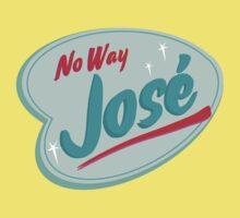 No Way José One Piece - Short Sleeve