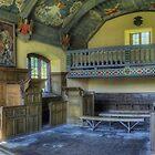 Uchaf Chapel by Ian Mitchell