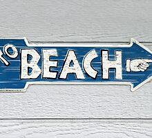 To Beach by Henrik Lehnerer