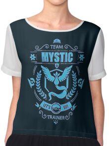 Team Mystic - Limited Edition Chiffon Top