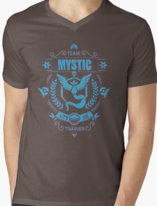 Team Mystic - Limited Edition Mens V-Neck T-Shirt