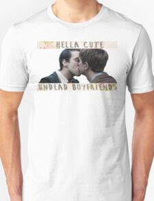 Kieren x Simon - undead boyfriends T-Shirt