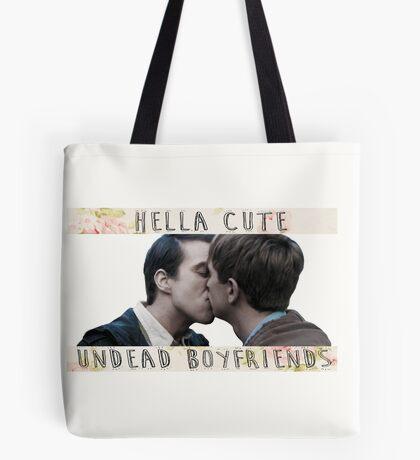 Kieren x Simon - undead boyfriends Tote Bag
