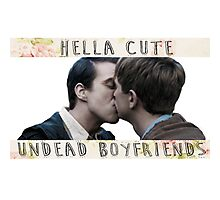 Kieren x Simon - undead boyfriends Photographic Print