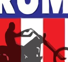 Bikers For Trump Sticker