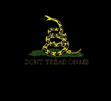 Don't Tread On Me by Tasty Brand