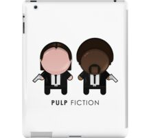 Pulp Fiction // Jules and Vincent iPad Case/Skin
